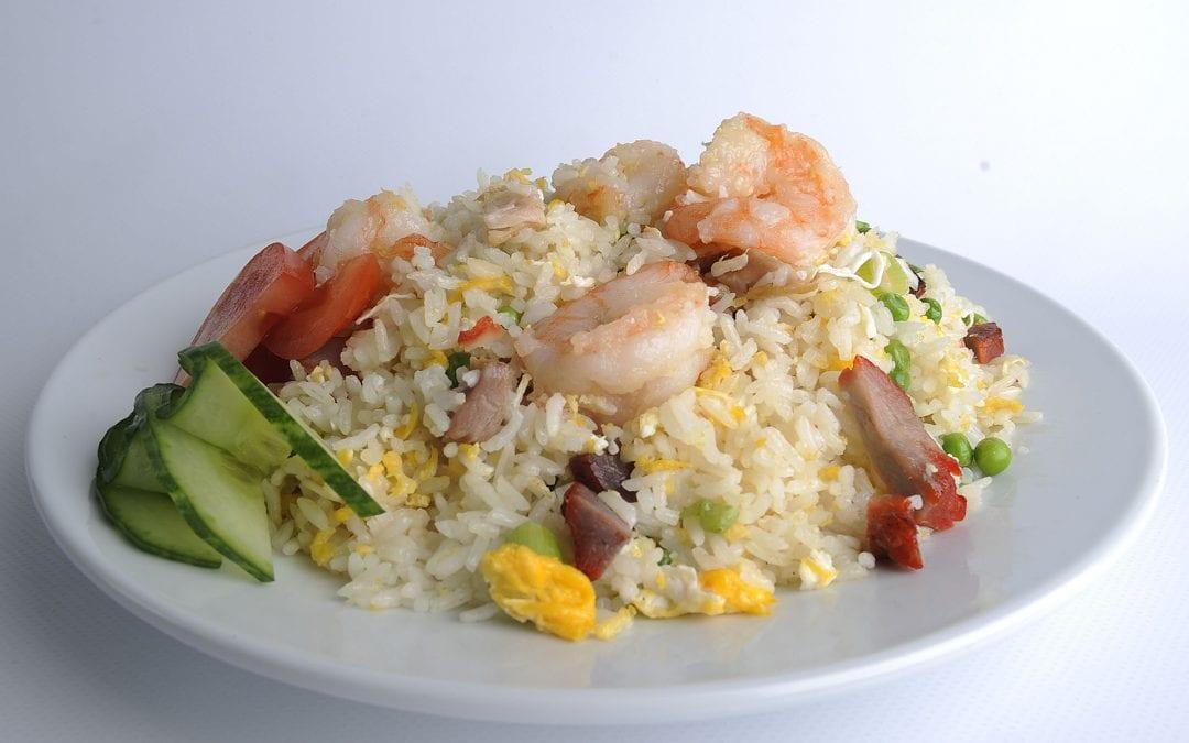 37. Chinese nasi