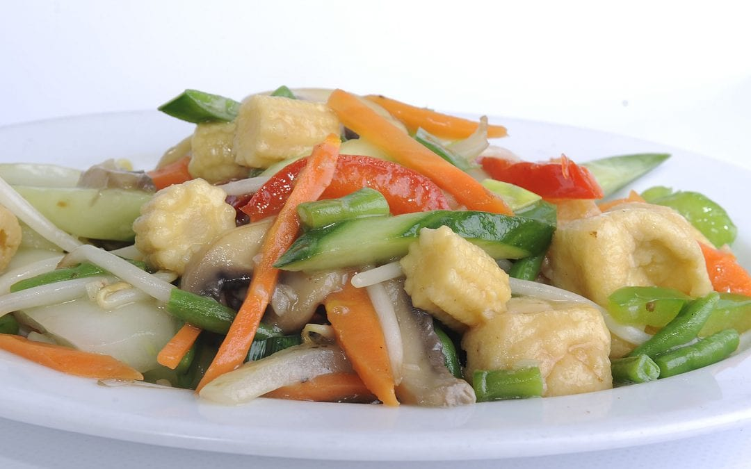 83. Tjap Tjoi tofu