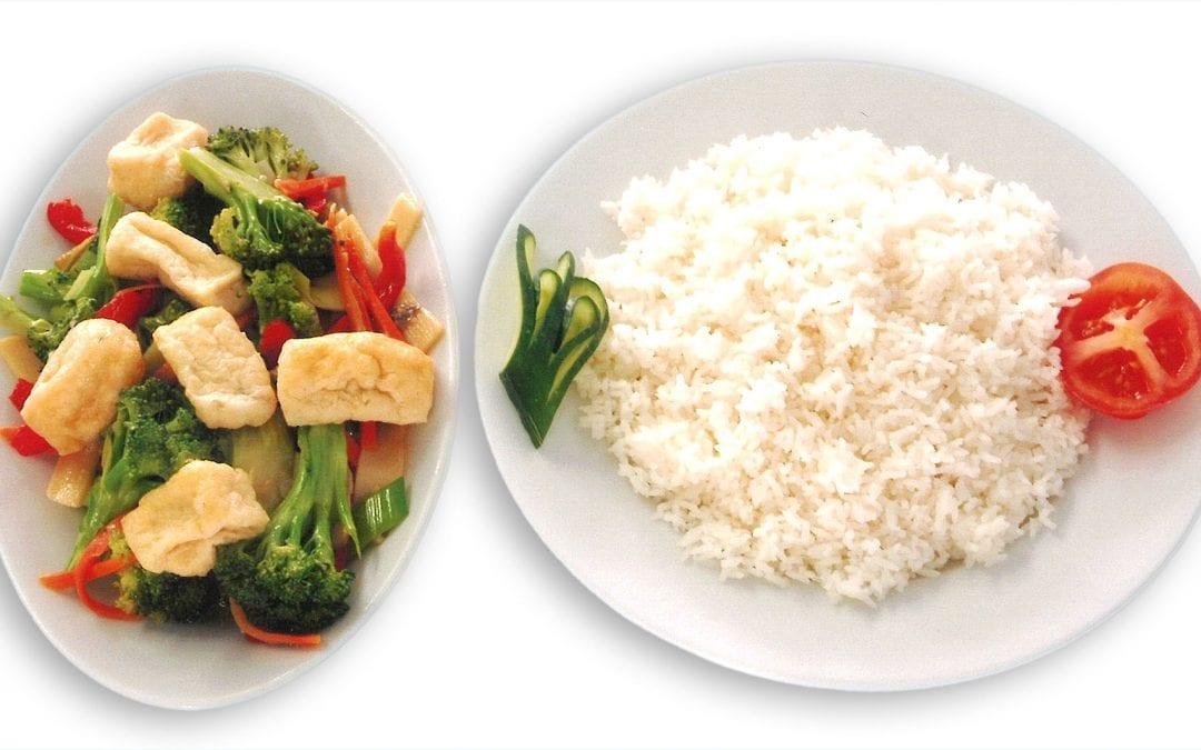 89. Broccoli tofu